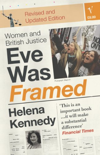 Eve Was Framed: Women and British Justice from Vintage