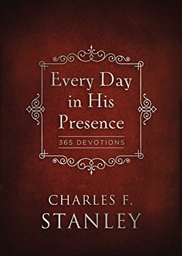 Every Day in His Presence from Thomas Nelson