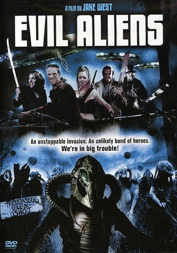 Evil Aliens [DVD] [2006] [Region 1] [US Import] [NTSC] from Image Entertainment