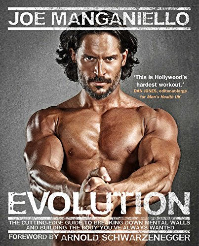 Evolution: The Cutting Edge Guide to Breaking Down Mental Walls and Building the Body You've Always Wanted from Simon & Schuster UK
