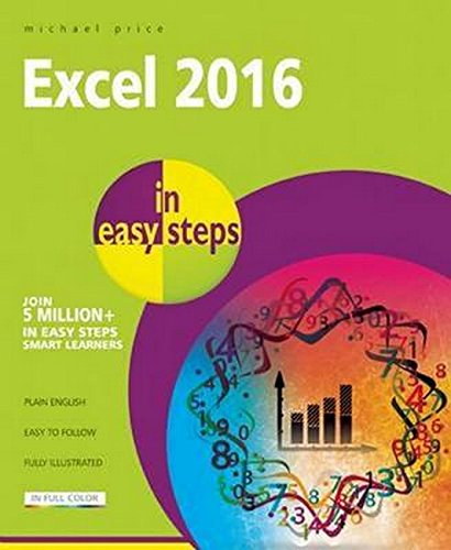 Excel 2016 in easy steps from In Easy Steps Limited