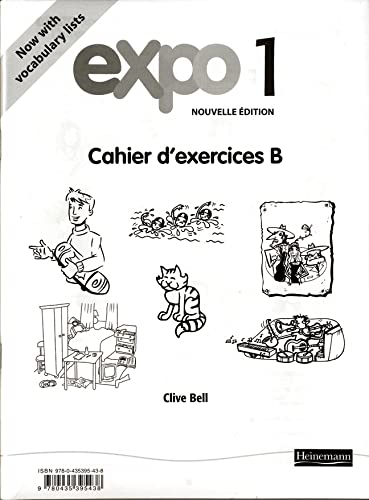Expo 1 Workbook B Pack of 8 New Edition from Heinemann