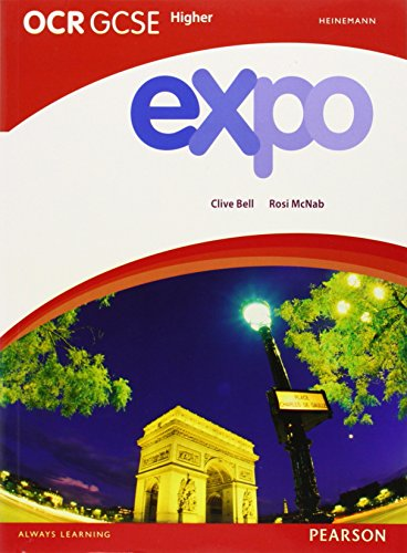 Expo OCR GCSE: Higher Student Book, 2nd edition from Heinemann