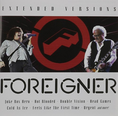 EXTENDED VERSIONS - FOREIGNER from SBME SPECIAL MKTS.
