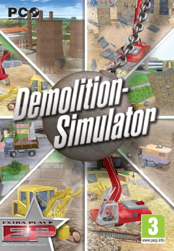 Extra Play - Demolition Simulator (PC CD) from Excalibur Games