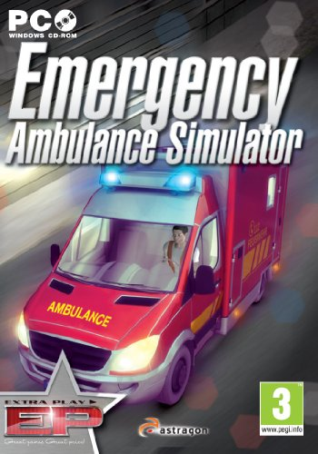 Extra Play - Emergency Ambulance Simulator (PC CD) from Excalibur Games