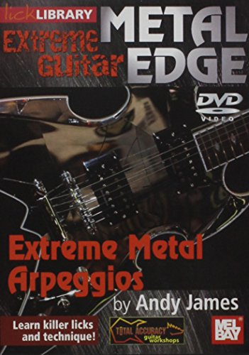 Extreme Guitar Metal Edge: Extreme Metal [DVD] [Region 1] [NTSC] [US Import] from Hal Leonard