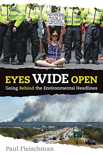 Eyes Wide Open: What's Behind the Environmental Headlines from Candlewick Press,U.S.