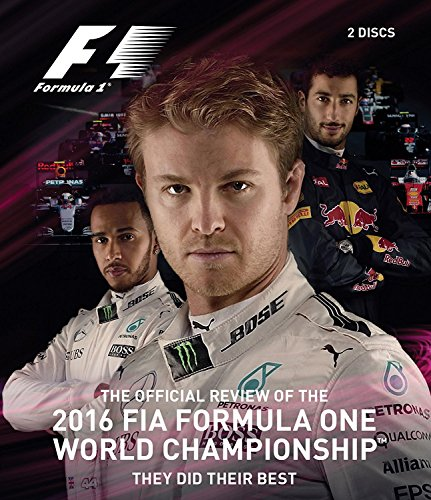 F1 2016  Official Review [Blu-ray] from Unbranded