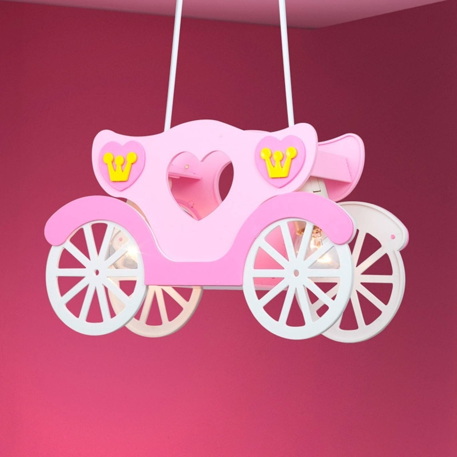 FAIRY TALE Pendant Lamp from Globo
