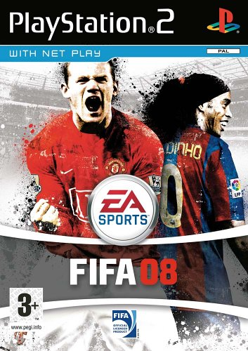 FIFA 08 (PS2) from Electronic Arts