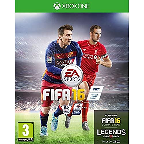 FIFA 16 (Xbox One) from Electronic Arts