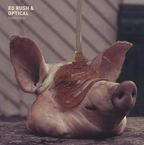 Fabriclive 82: Ed Rush & Optical from Fabric Worldwide
