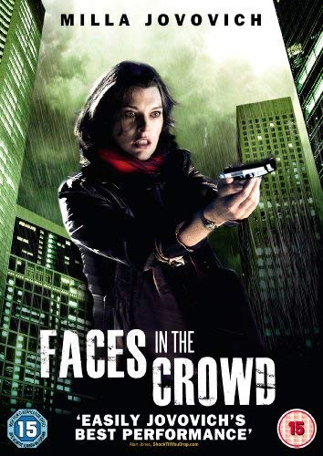 Faces in the Crowd [DVD] from Metrodome