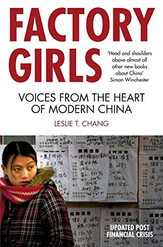 Factory Girls: Voices from the Heart of Modern China from Picador