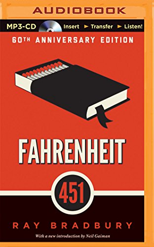 Fahrenheit 451 from Brilliance Audio