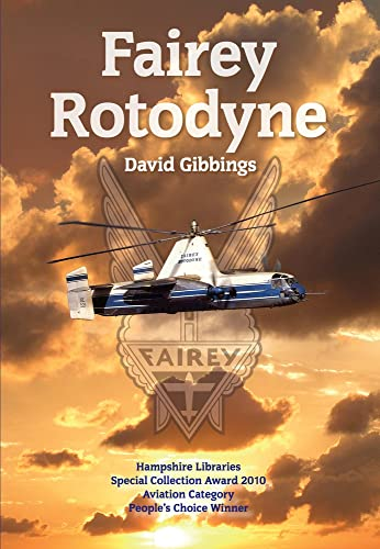 Fairey Rotodyne from History Press