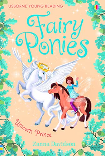 Fairy Ponies: Unicorn Prince (Young Reading (Series 3)): 05 (Young Reading Series 3 Fiction) from Usborne Publishing Ltd