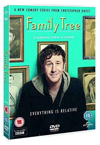 Family Tree [DVD] [2013] from Universal/Playback