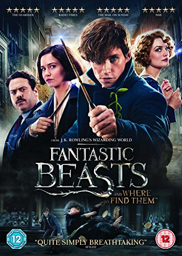 Fantastic Beasts and Where To Find Them [DVD + Digital Download] [2016] from Warner Home Video