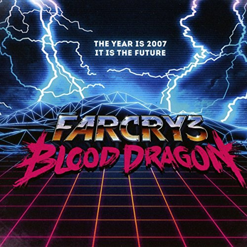 Far Cry 3 Blood Dragon (Ost)