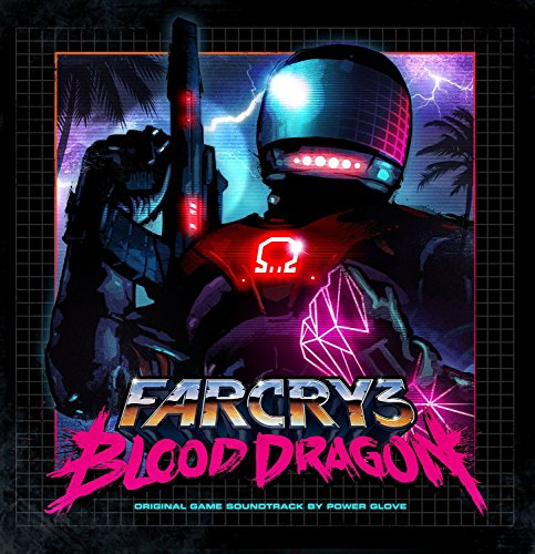 Far Cry 3: Blood Dragon Soundtrack Original Music [VINYL]