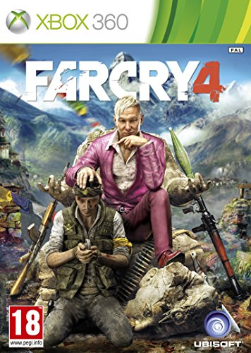 Far Cry 4 - Standard Edition (Xbox 360) from Ubisoft