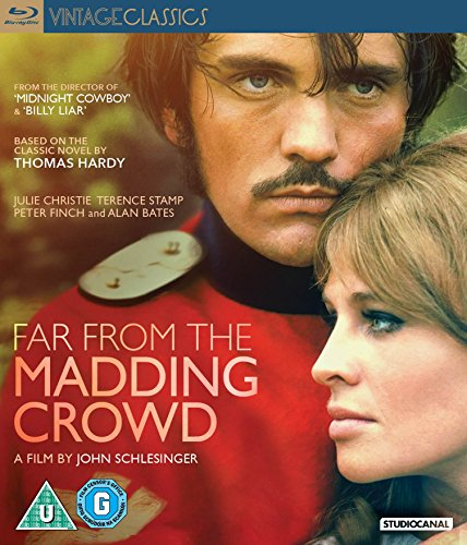 Far From The Madding Crowd *Digitally Restored [Blu-ray] [1967] from Studiocanal
