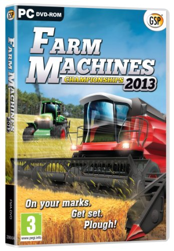 Farm Machines Championships 2013 (PC DVD) from Avanquest Software