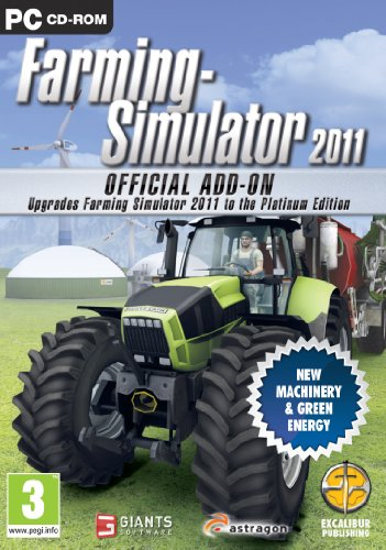 Farming Simulator 2011 - Extra pack (PC CD) from Excalibur Games