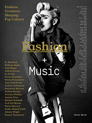Fashion + Music: Fashion Creatives Shaping Pop Music from Laurence