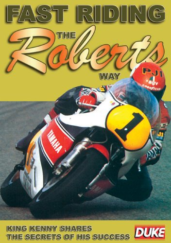 Fast Riding the Roberts Way [DVD] [Region 1] [US Import] [NTSC] from DUKE MARKETING