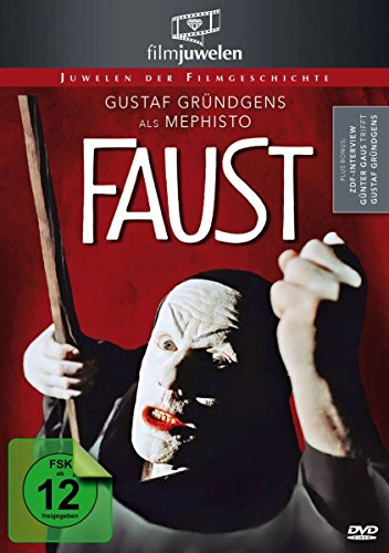 FAUST - MOVIE [DVD] [1960] from Alive AG