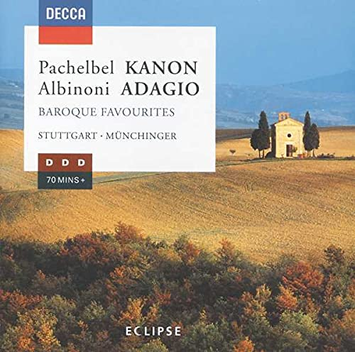 Favourite Baroque Works from DECCA