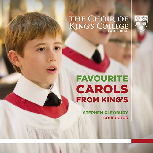 Favourite Carols from King's - The Choir of King's College Cambridge