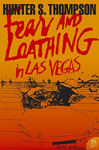 Fear and Loathing in Las Vegas - Harper Perennial Modern Classics from Harper Perennial