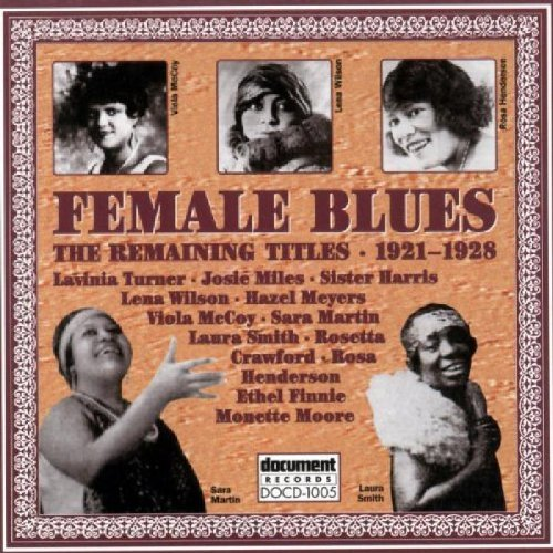Female Blues: The Remaining Titles