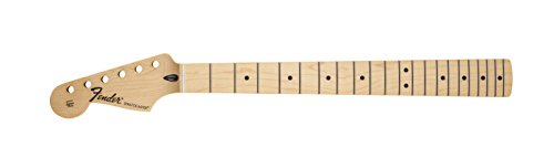 Fender 099 4622/921 Stratocaster Left Hand Neck – 21 Medium Jumbo Frets – Maple Fingerboard from Fender
