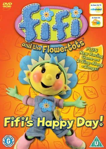 Fifi and the Flowertots - Fifi's Happy Day! [DVD] from 2entertain