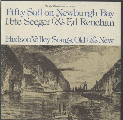 Fifty Sail on Newburgh Bay from Smithsonian Folkways