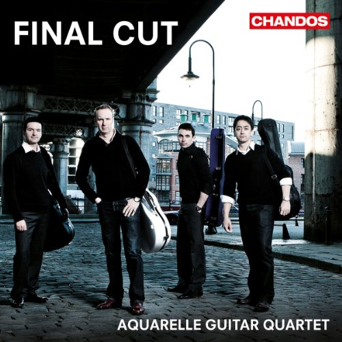 Final Cut: Film Music For Four Guitars (Chandos: CHAN 10723) from CHANDOS