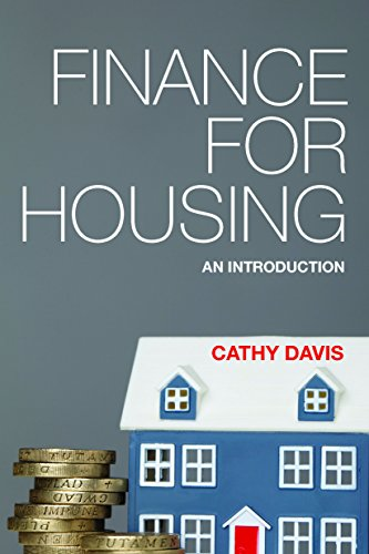 Finance for housing: An Introduction from Policy Press