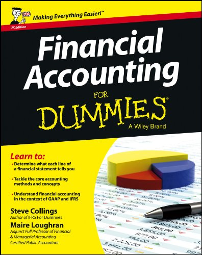 Financial Accounting For Dummies (UK Edition) from John Wiley & Sons Inc