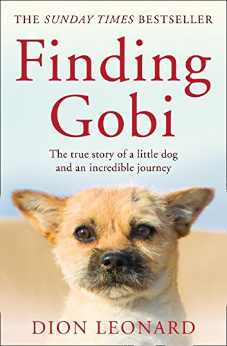 Finding Gobi (Main edition): The true story of a little dog and an incredible journey from HarperCollins