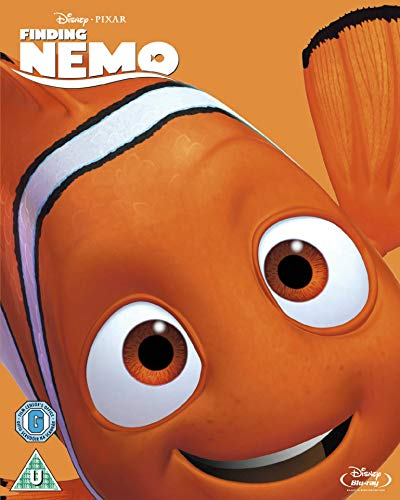Finding Nemo [Blu-ray] [Region Free] from Walt Disney Studios Home Entertainment