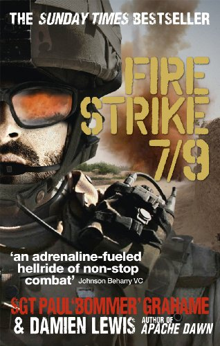Fire Strike 7/9 from Ebury Press