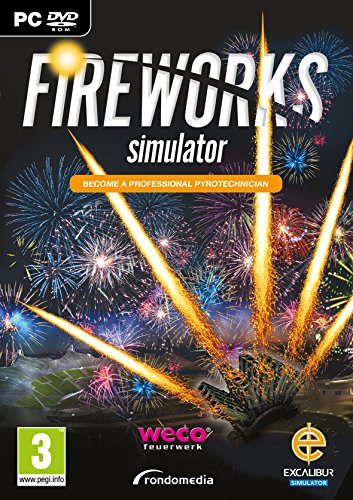 Firework Simulator (PC DVD) from Excalibur Games