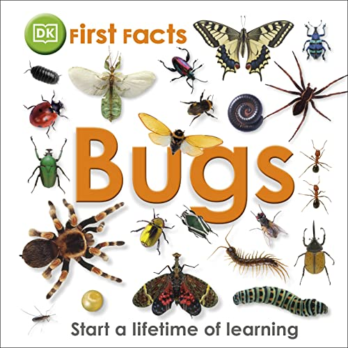 First Facts Bugs from Dorling Kindersley Ltd