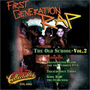 First Generation Rap: The Old School, Vol. 2 from Collectables