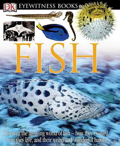 DK Eyewitness Books: Fish: Discover the Amazing World of Fish How They Evolved, How They Live, and Their We from DK Publishing (Dorling Kindersley)